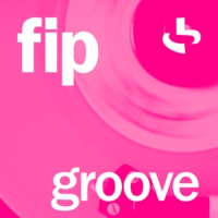 Logo of radio station FIP autour du groove