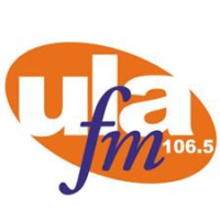 Logo of radio station ULA FM