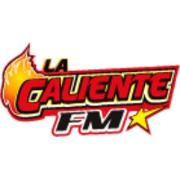 Logo of radio station La Caliente