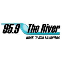 Logo of radio station WERV 95.9 The River