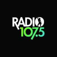 Logo of radio station Radio 107.5 FM