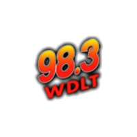 Logo de la radio WDLT Smooth 98.3