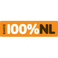 Logo of radio station 100% NL