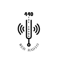 Logo of radio station 440 THE SOUND