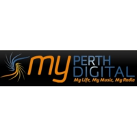 Logo of radio station My Perth Digital