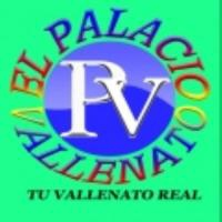 Logo of radio station EL PALACIO VALLENATO