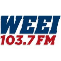 Logo de la radio WEEI 107.3 FM