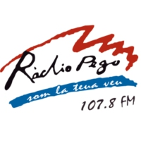 Logo of radio station Ràdio Pego