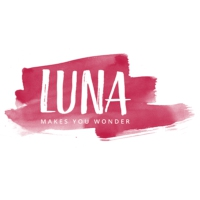 Logo of radio station Luna FM