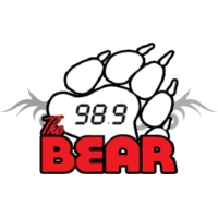 Logo of radio station WBYR The Bear 98.9 FM