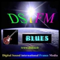 Logo de la radio DSiFM Blues