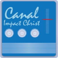 Logo of radio station Canal Impact Christ