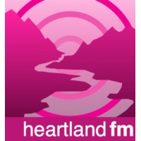 Logo of radio station Heartland FM