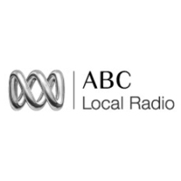 Logo of radio station ABC Local Radio Newcastle