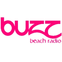 Logo of radio station Buzz Beach Radio