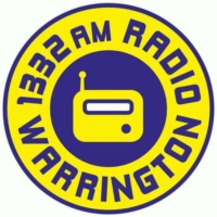 Logo of radio station Radio Warrington 1332AM