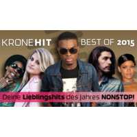 Logo de la radio Kronehit Best Of 2015