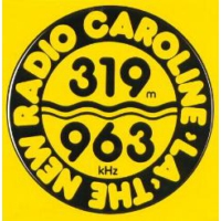 Logo of radio station Radio Caroline 319 Gold