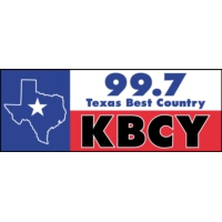Logo of radio station KBCY 99.7 FM