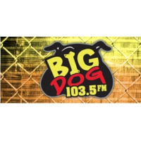 Logo of radio station Big Dog 103.5 FM