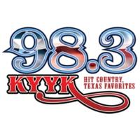 Logo de la radio 98.3 KYYK