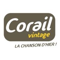 Logo of radio station Corail vintage