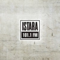 Logo of radio station Istara FM 101.1