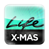 Logo of radio station Life Radio X-Mas