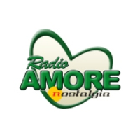 Logo of radio station Radio Amore Nostalgia
