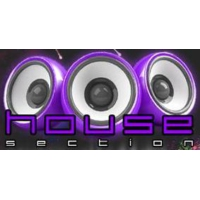 Logo of radio station Music base - House section