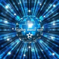 Logo of radio station eighty music web