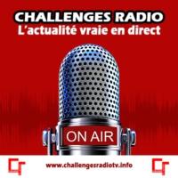Logo of radio station CHALLENGES RADIO
