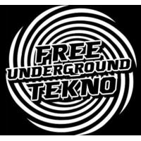 Logo de la radio Free Underground Tekno