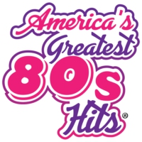 Logo of radio station America's Greatest 80s Hits