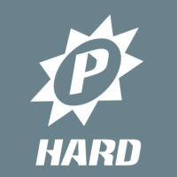Logo of radio station PulsRadio - HARD