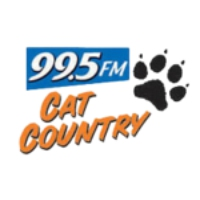 Logo of radio station Cat Country