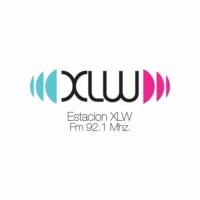 Logo de la radio Estación XLW 92.1