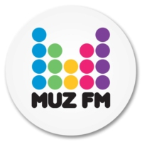 Logo of radio station Muz FM