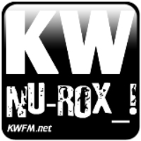 Logo of radio station KW NU-ROX_! | KWFM.net