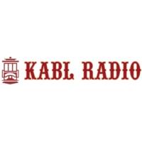 Logo of radio station KABL Radio