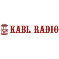 Logo of radio station KABL Radio