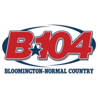 Logo of radio station WBWN B104