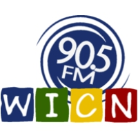 Logo of radio station WICN