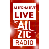 Logo of radio station Allzic Alternative Live