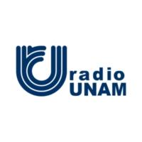 Logo of radio station XEUN Radio UNAM 96.1