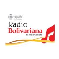 Logo of radio station Radio Bolivariana AM 1.110 Khz