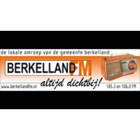 Logo of radio station Berkelland FM
