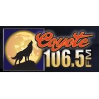 Logo de la radio WLFF The Coyote
