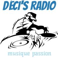 Logo of radio station DĖCI'S RADIO