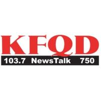 Logo of radio station KFQD 750
